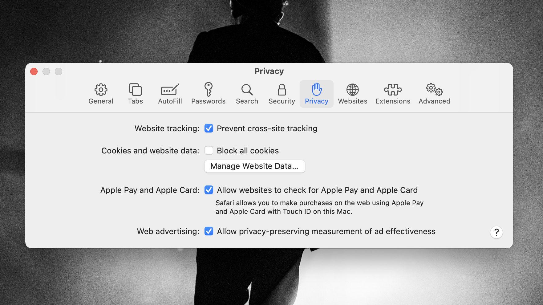 Cách chặn theo dõi khi lướt web bằng Safari trên macOS