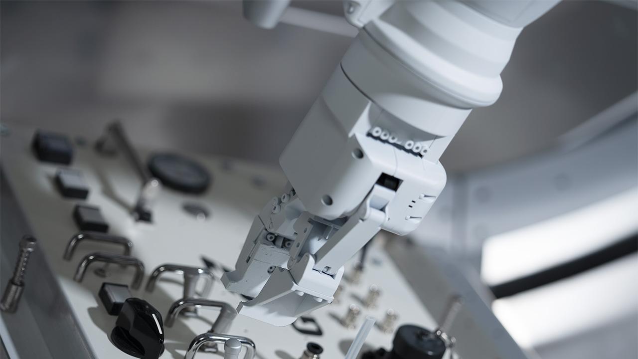 GITAI S1 robot arm nasa ontop.vn 3