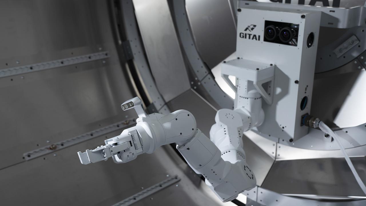 GITAI S1: Cánh tay robot vừa được đưa lên trạm không gian ISS