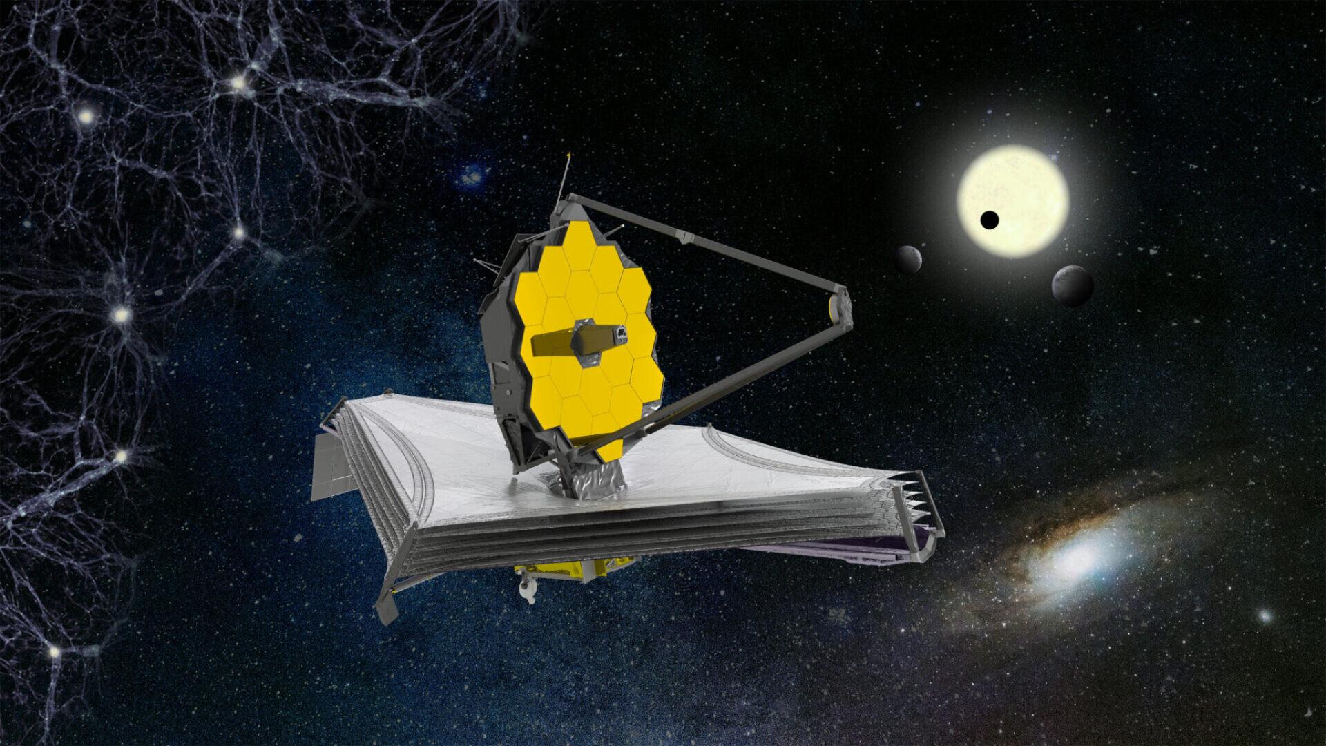 Kính viễn vọng không gian James Webb sẽ được phóng lên vũ trụ ngày 18/12/2021
