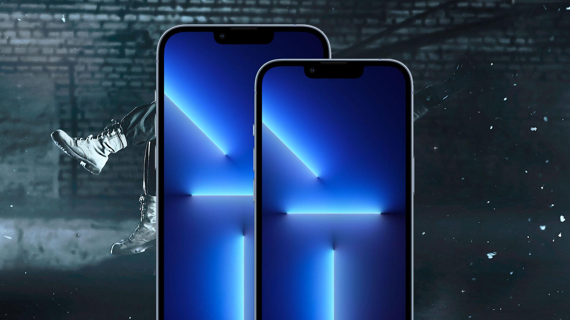 iPhone 13 nặng và dày hơn iPhone 12