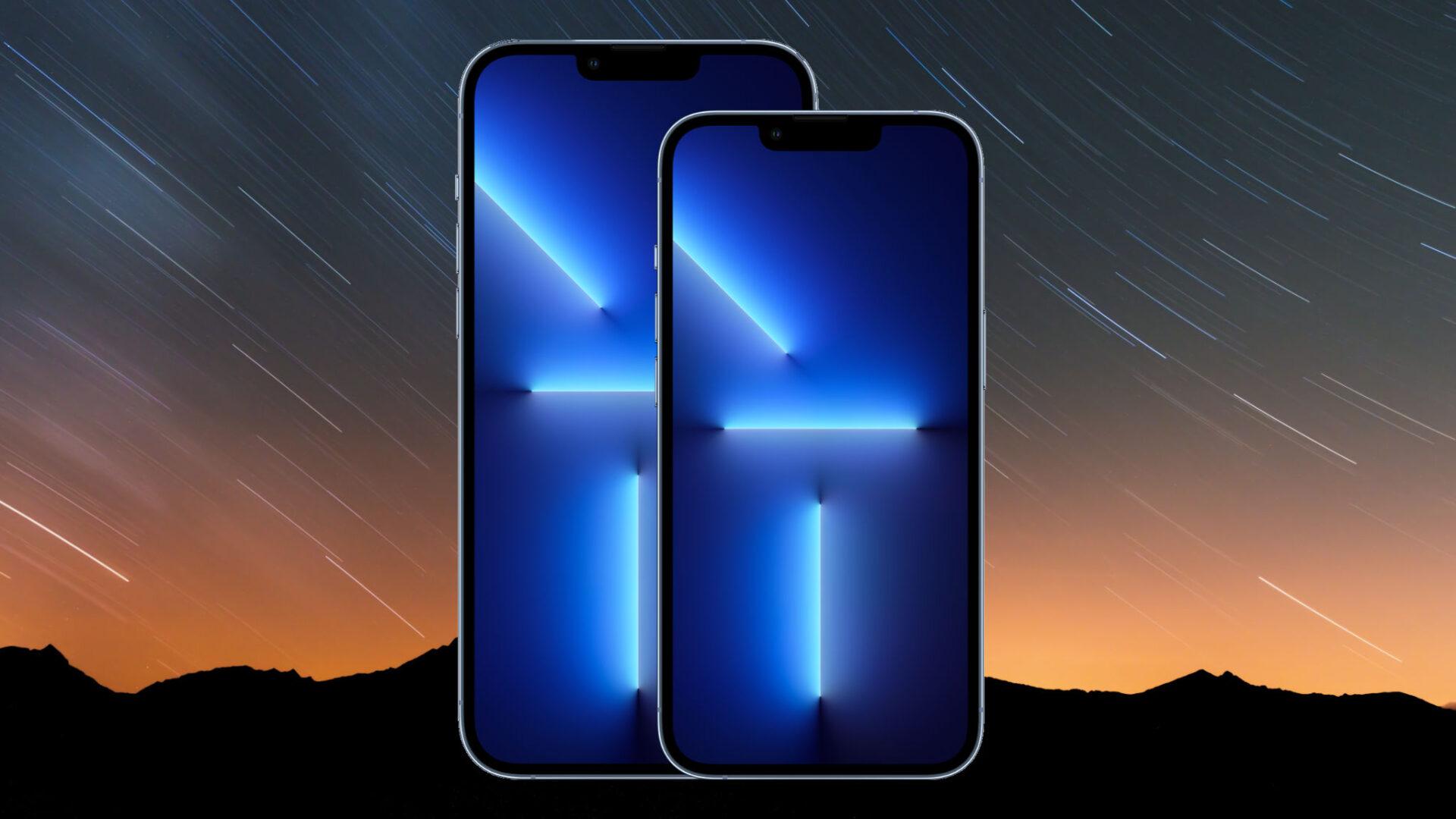 iPhone 13 series hỗ trợ Dual eSIM