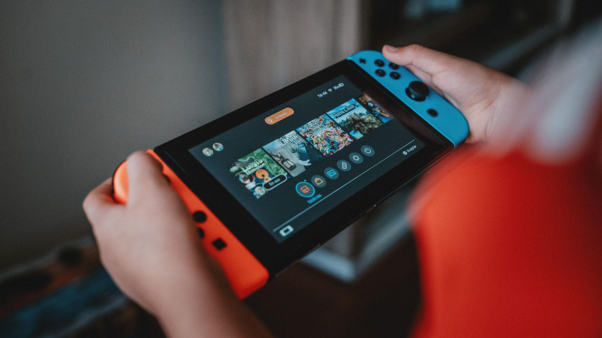 Nintendo Switch đã có thể kết nối AirPods và tai nghe Bluetooth
