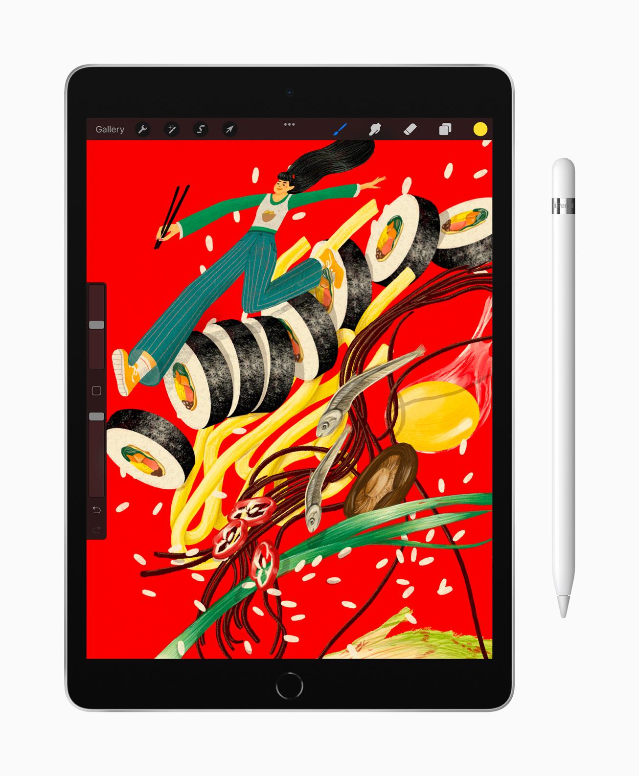 ontop.vn Apple iPad 10 2 inch ProCreate Pencil 09142021
