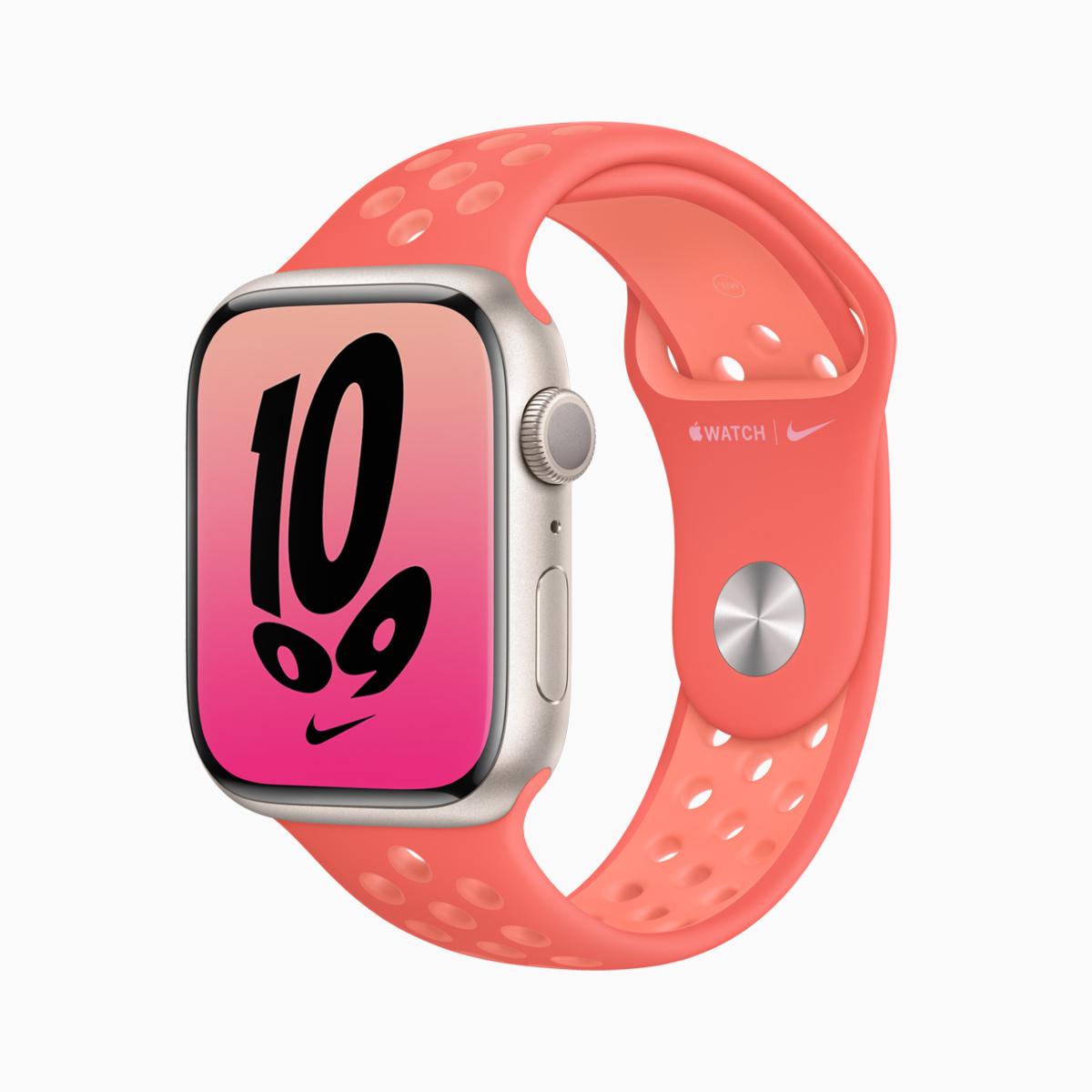 ontop.vn Apple watch series7 contour face 09142021Apple watch series7 nike 02 09142021